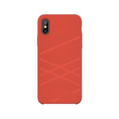 Capa Silicone Flex Nillkin iPhone X/XS Vermelha