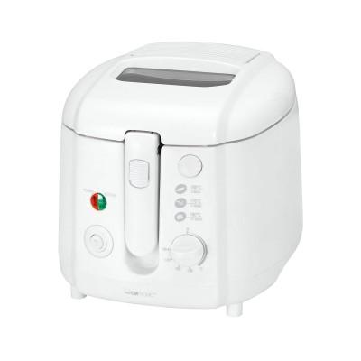 Fritadeira Clatronic 2L 1800W Inox (FR-3390)