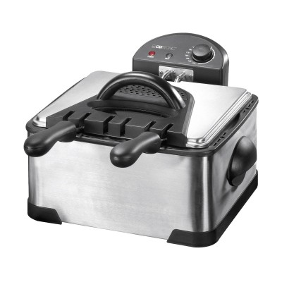Fryer Clatronic 4L 2000W Inox (FR-3195)