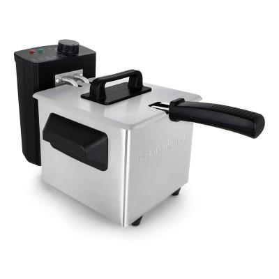 Fryer Orbegozo FDR-18 1.5L 1000W Inox