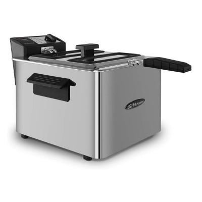 Fryer Orbegozo FDR-80 8L 3000W Inox