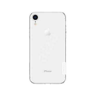 Capa Silicone Nillkin iPhone XR Transparente