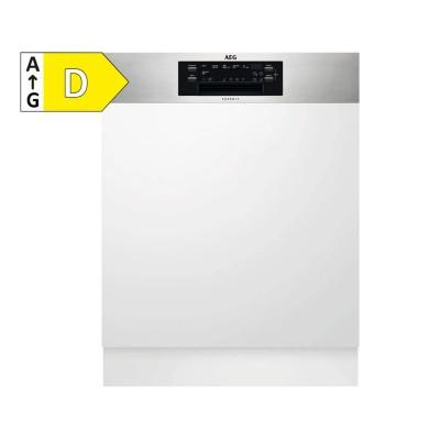 Built-in Dishwasher AEG 13 Sets Inox (FEE63600PM)