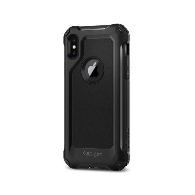 Capa Spigen 360º iPhone X/XS Preta