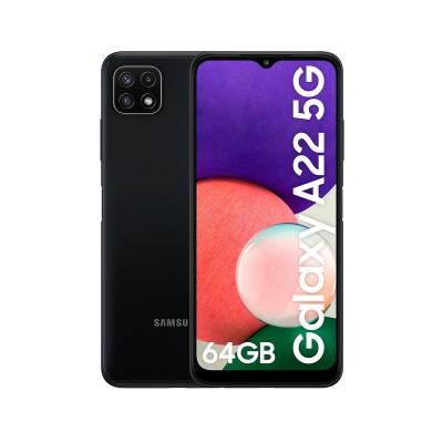 Samsung Galaxy A22 5G 64GB/4GB Dual SIM Black