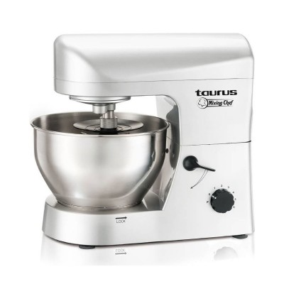 Batedeira Taurus Mixing Chef II 650W Inox (48530654)