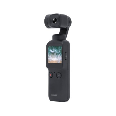 Digital Camera Innjoo Action Camera 4K 120º Black