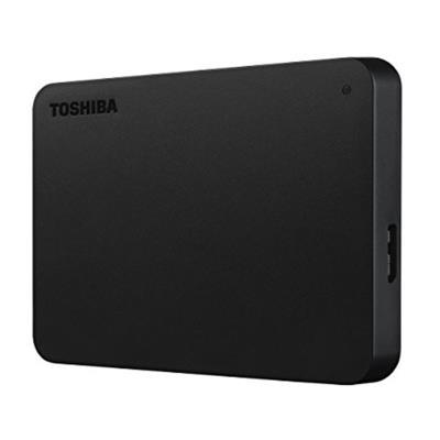 "EXTERNAL DISC 500GB TOSHIBA 2.5 ""USB 3.0 CANVIO"