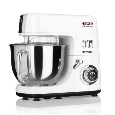 Food Mixer Haeger Cake Boss 1500W White (BL-15B.012A)
