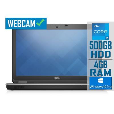 """Laptop Dell Latitude E6540 15"""" i5-4200M 500GB/4GB Refurbished"""