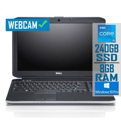 """Portátil Dell Latitude E5530 15"""" i5-3210M SSD 240GB/8GB Reacondicionado"""