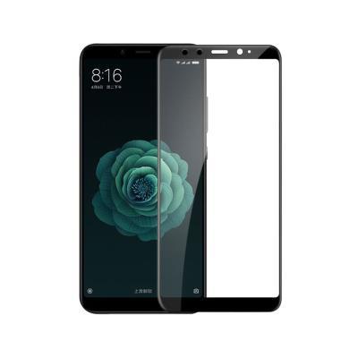 Película de Vidrio Temperado Fullscreen Xiaomi Mi A2/Mi 6X Negro