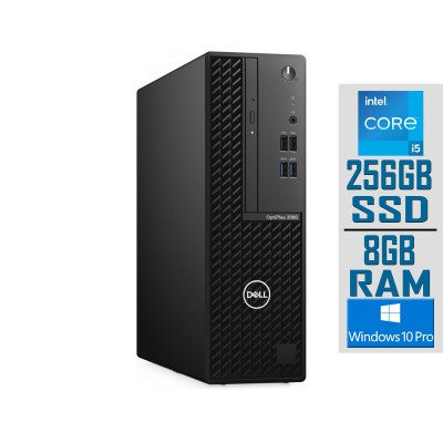 Torre Dell OptiPlex 3080 i5-10500 SSD 256GB/8GB