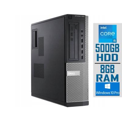 Torre Dell OptiPlex 7010 DT i5-3470 500GB/8GB Recondicionada