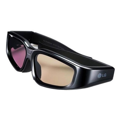 3D Glasses LG Rechargeable-AGS 100 Black