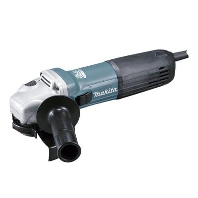 Rebarbadora Makita 125mm 2200W Azul/Preta (GA5040R)