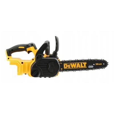 Electric Chainsaw DeWALT DCM565P1 18V 30cm Yellow
