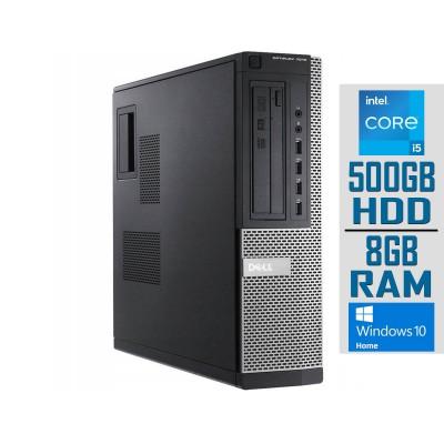 PC Sobremesa Dell OptiPlex 7010 DT i5-3470 500GB/8GB Reacondicionado