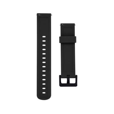 Silicone Bracelet Xiaomi Amazfit Black