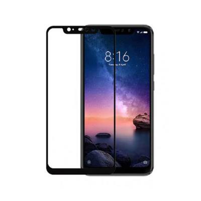 Fullscreen Tempered Glass Film Xiaomi Redmi Note 6 Pro Black