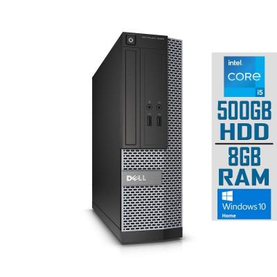 Desktop Dell OptiPlex 3020 SFF i5-4690S 500GB/8GB Refurbished