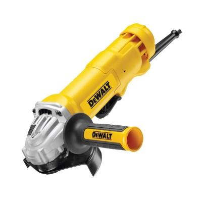 Grinding Wheel DeWALT 125mm 1010W Yellow (DWE4203-QS)