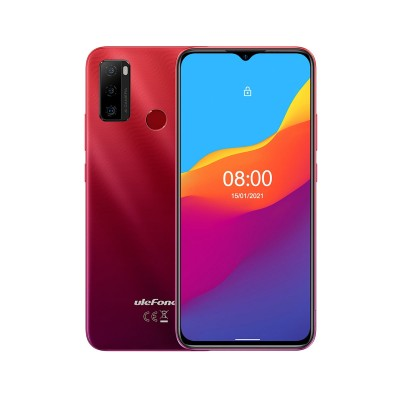 Ulefone Note 10 32GB/2GB Dual SIM Red