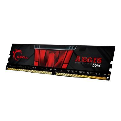 RAM Memory G.Skill Aegis 8GB DDR4 (1x8GB) 2666MHz