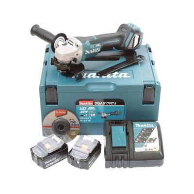 Grinding Wheel Makita 125mm 2x18V Blue/Black (DGA517RTJ)