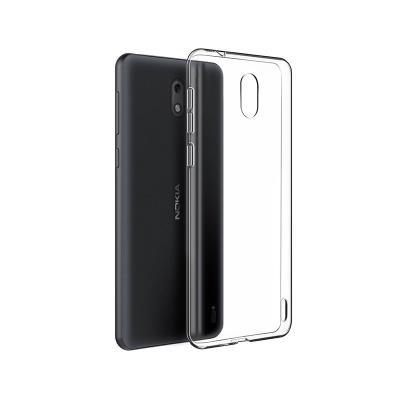 Capa Silicone Nokia 5.1 Transparente