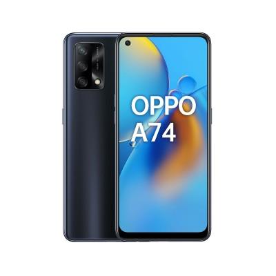 Oppo A74 128GB/6GB Dual SIM Black