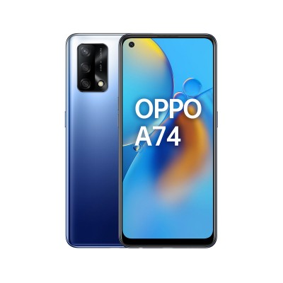 Oppo A74 128GB/6GB Dual SIM Blue