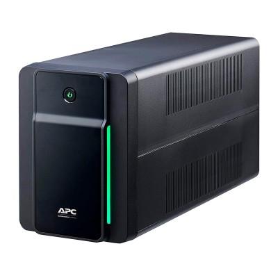 UPS APC Back-UPS 1200VA IEC Sockets Preto (BX1200MI)