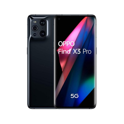 Oppo Find X3 Pro 5G 256GB/12GB Dual SIM Black
