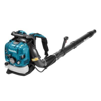Petrol Leaf Blower Makita 75cc w/Backpack Blue/Black (EB7660TH)