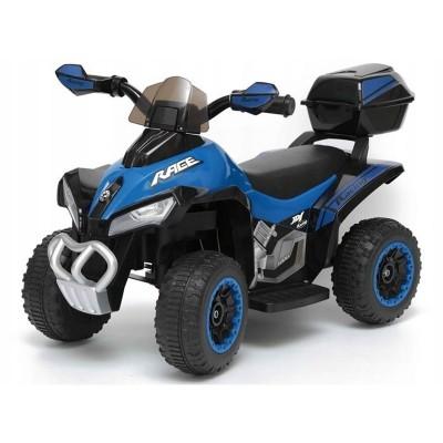 Moto 4 Electric TR-1805 6V Blue