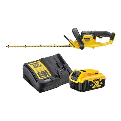Hedge Cutter DeWALT DCM563P1 55cm 18V Yellow