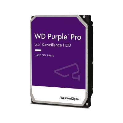 """Hard drive Western Digital Purple Pro 8TB 3.5"""" 7200RPM 256MB (WD8001PURP)"""
