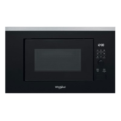 Built-in microwave WHIRLPO 800W 20L Black (WMF200G)