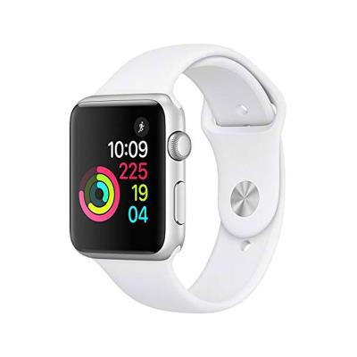 APPLE WATCH SERIES 1 42mm SPORTS BAND WHITE USED