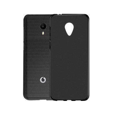 Funda Silicona Vodafone Smart N9 Lite Negro