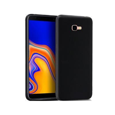 Capa Silicone Samsung J4 Plus J415 Preto