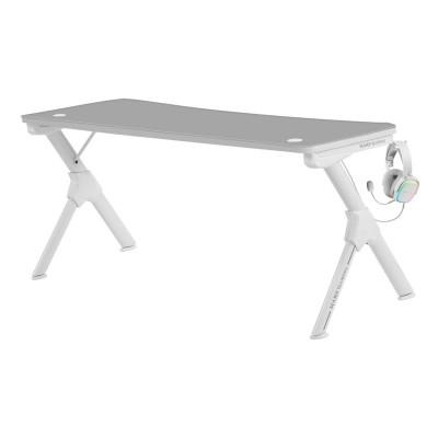 Gaming Table Mars Gaming  160x60x75 cm White (MGDXL)