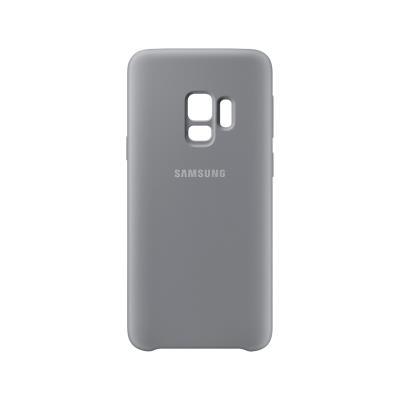 Capa Silicone Original Samsung S9 Cinzento (EF-PG960TJE)