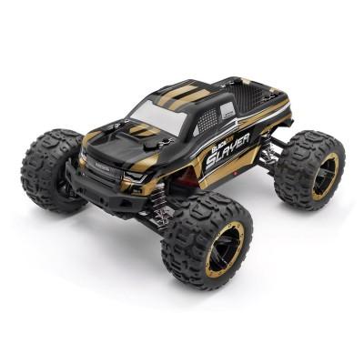 Carro Telecomandado BlackZon Slayer Monster Truck 4WD Dourado