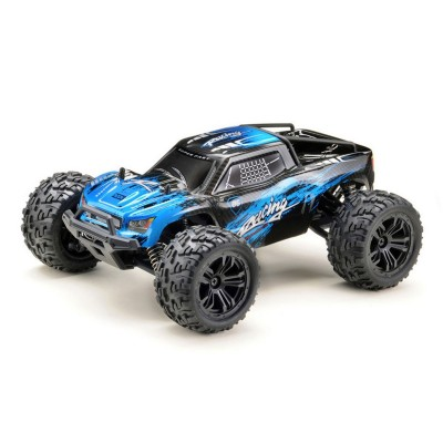 Remote Control Car Absima Monster Truck Racing 4WD Blue