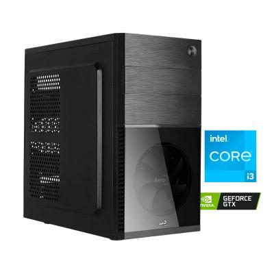 Computador YouGet WorkStation W1.1 i3-10100F GTX 1650 SSD 240GB/8GB
