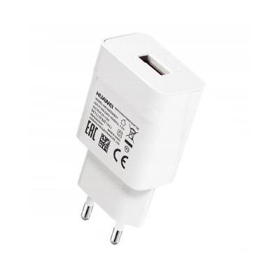 Carregador Huawei USB Branco (HW-050200E02)