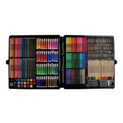 Paint Bag Colored Pencils/Wax/Watercolor 258 Pieces