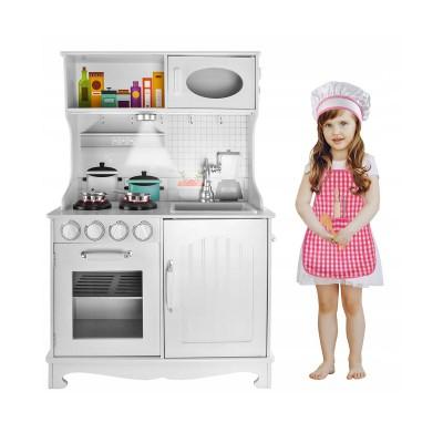 Play Kitchen c/Acessórios White (4581)